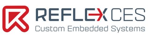 Reflex CES logo