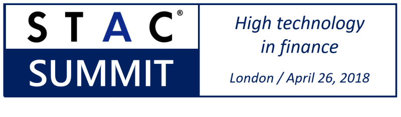 STAC summit, London, April 26th