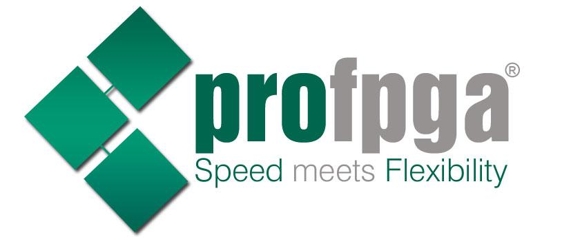 proFPGA logo